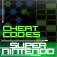 Super Nintendo Cheat Codes