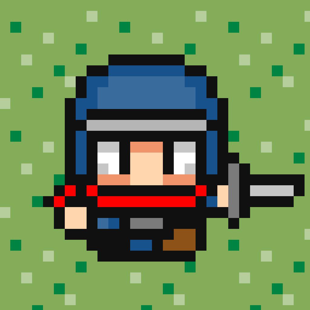 Rogue Ninja - Roguelike RPG